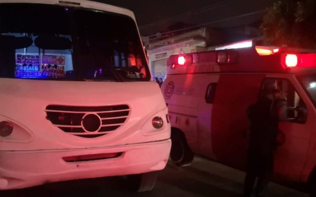 Asesinan a chofer de camión en Tlalnepantla - Foto de Quadratín