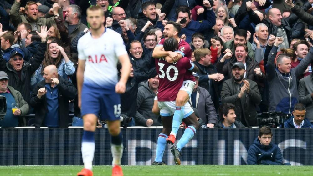 West Ham derrota al Tottenham en su nuevo estadio - Foto de @WestHamUtd