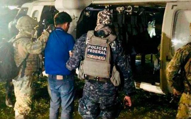 Trasladan a penal federal a 'El Titi', líder del Cártel Santa Rosa de Lima - Foto Especial