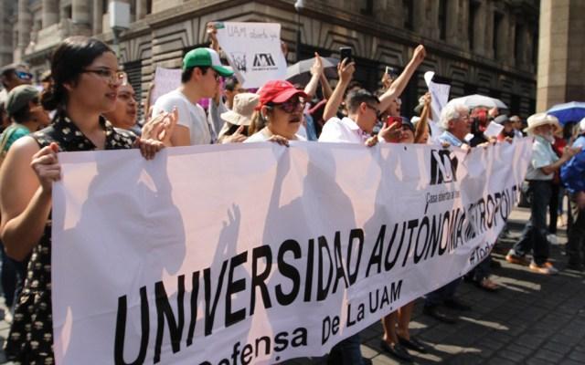 Presenta UAM nueva propuesta a sindicato para concluir huelga - Huelga UAM
