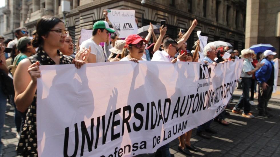 Publican decreto sobre derechos de sindicación y negociación colectiva - Huelga UAM