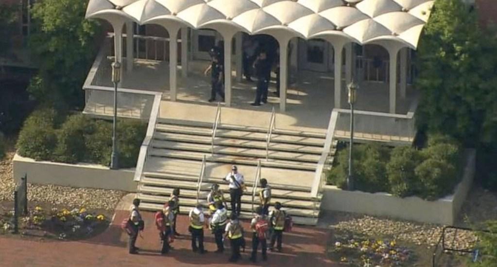 Al menos dos muertos por tiroteo en Universidad de Carolina del Norte - Tiroteo