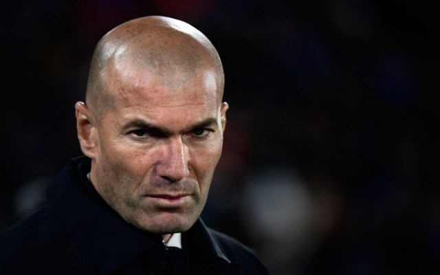 Zidane aviva rumores sobre llegada de Hazard al Real Madrid - zidane real madrid