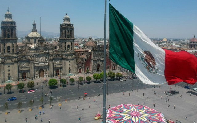 Recorta OCDE expectativa de crecimiento para México - Foto de Notimex