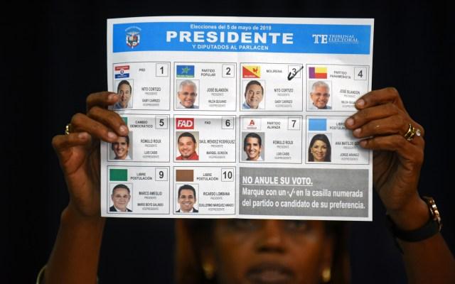 Panameños votaron en reñidas elecciones generales - Foto de AFP.