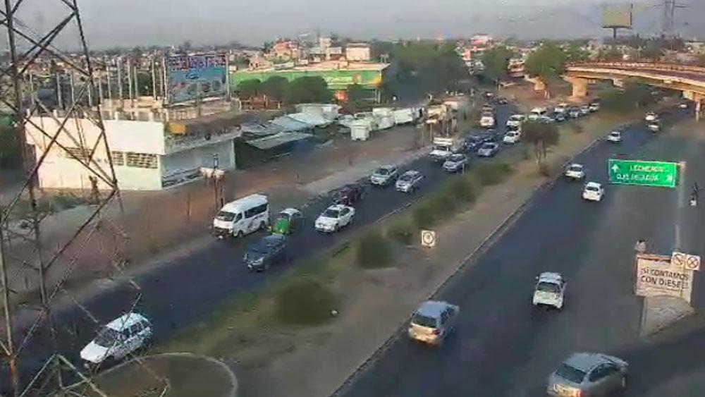 Ecatepec, con mala calidad del aire - Foto de @DSCyVEcatepec
