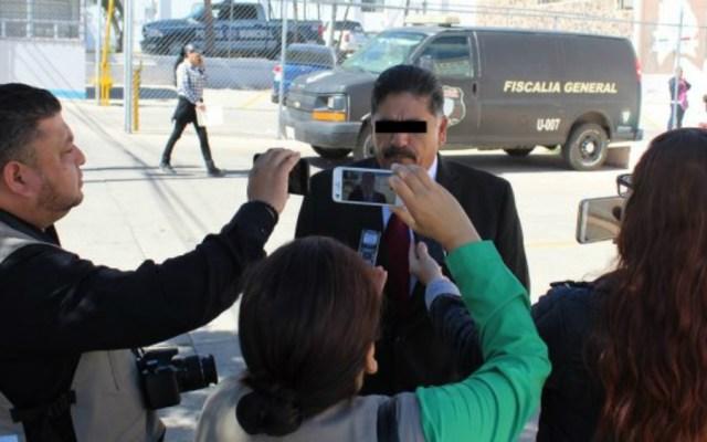 A proceso alcalde de Morena en Chihuahua por engomados 'chuecos' - Foto de Fiscalía de Chihuahua