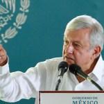 Reclaman antorchistas a López Obrador en Querétaro - Foto de Notimex