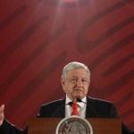 Conferencia de AMLO (24-05-2019) - El presidente Andrés Manuel López Obrador. Foto de Notimex- Javier Lira.