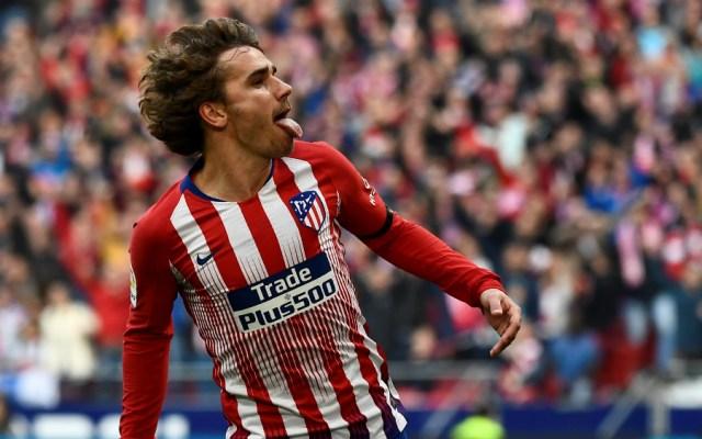 Griezmann comunica al Atlético de Madrid que no seguirá en el club - Foto de AFP