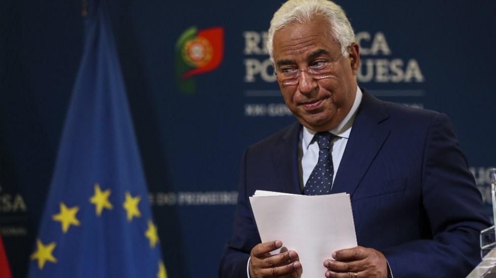 Primer ministro de Portugal amaga con renunciar - Foto de AFP