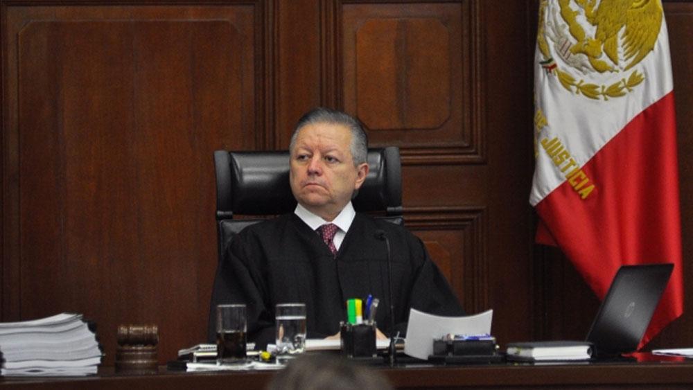 Arturo Zaldívar llama a avanzar a una discusión seria - arturo Zaldívar scjn