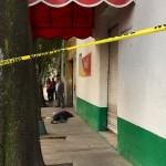 Asesinan a hombre cerca de Ministerio Público en la Cuauhtémoc - Asesinato en la alcaldía Cuauhtémoc. Foto de @israellorenzana