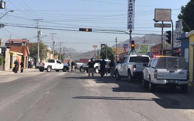 Matan a mando policiaco en Sonora - Foto de @elimparcialcom