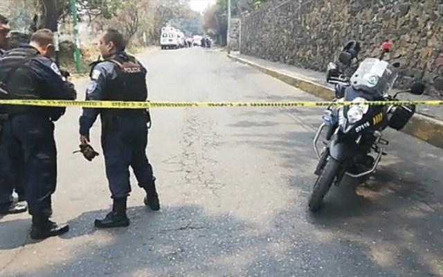 Asesinan a dos empleados de una gasera en Cuernavaca - asesinan a dos empleados de gasera en ocotepec