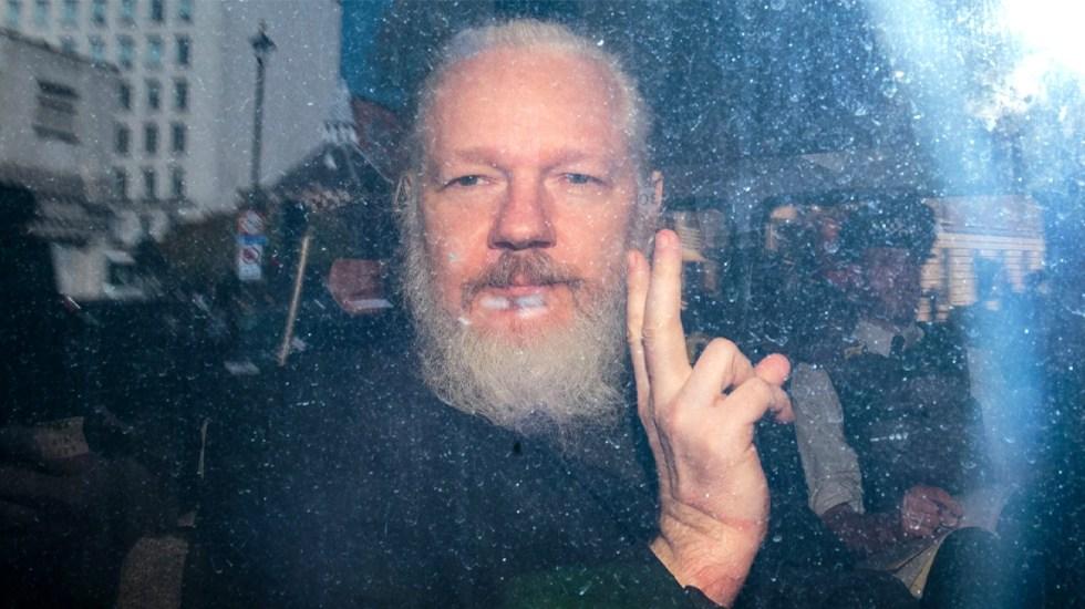 Assange continuará en la cárcel hasta su juicio de extradición - assange detención suecia apelación