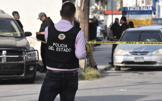 Atacan a balazos oficinas de la fiscalía de Coahuila - Foto de @siglocoah05