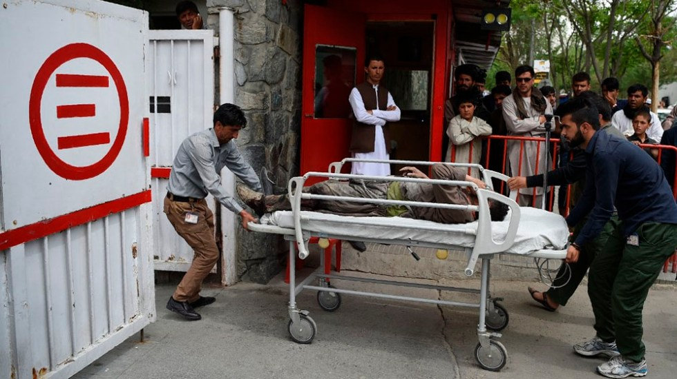 Ataque talibán a ONG deja al menos cinco muertos en Afganistán - ataque ong Afganistán