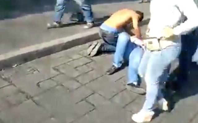 #Video Así se vivieron los momentos después del tiroteo en Cuernavaca - Captura de pantalla