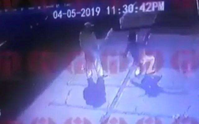 #Video Bala perdida mata a niño en Puebla - Captura de pantalla