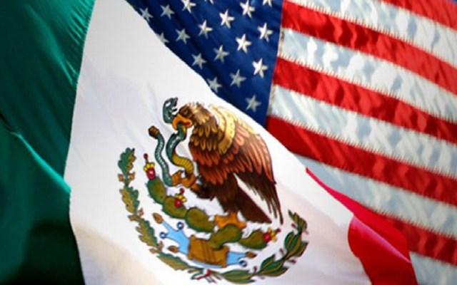 Avanzan negociaciones para reorientar Iniciativa Mérida - Banderas México-EE.UU. Foto de US Embassy and Consulates in Mexico