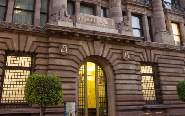 Banxico mantiene tasa de interés en 8.25 por ciento - Banxico. Foto de Notimex.