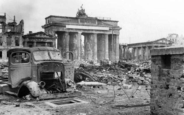 Así terminó la Segunda Guerra Mundial en Europa - Berlín batalla Segunda Guerra Mundial Alemania Nazi