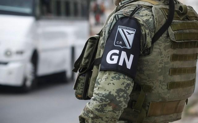 Hacienda deberá revelar presupuesto asignado a la Guardia Nacional - oposición critica idea de enviar la Guardia Nacional a la frontera
