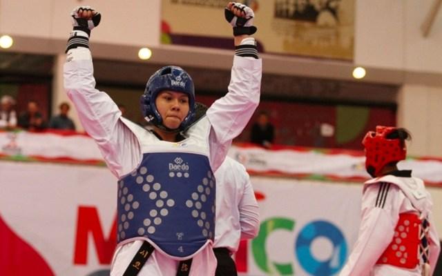 Briseida Acosta gana bronce en el Campeonato Mundial de Taekwondo - Briseida acosta