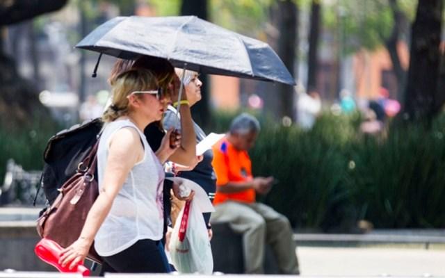 Activan Alerta Amarilla por altas temperaturas en nueve alcaldías - Calor en la CDMX