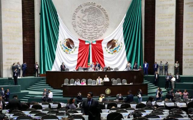 Diputados turnan al Ejecutivo Ley de Extinción de Dominio - cámara de diputados