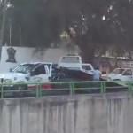 Abandonan camioneta con al menos ocho cuerpos en Chilpancingo