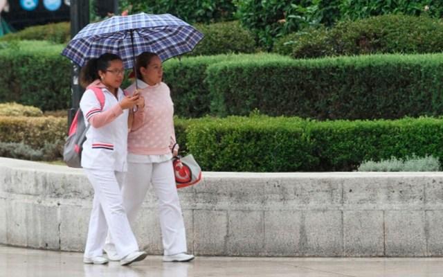 Prevén lluvias en 29 estados del país - chubascos lluvias