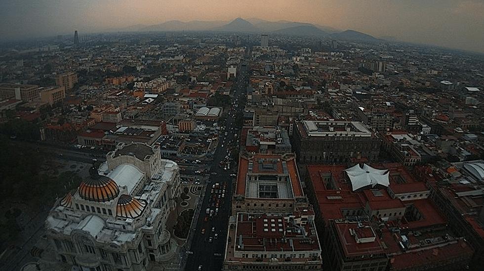 Así explicó Claudia Sheinbaum condiciones atmosféricas adversas en Valle de México - Calidad del aire en la Ciudad de México