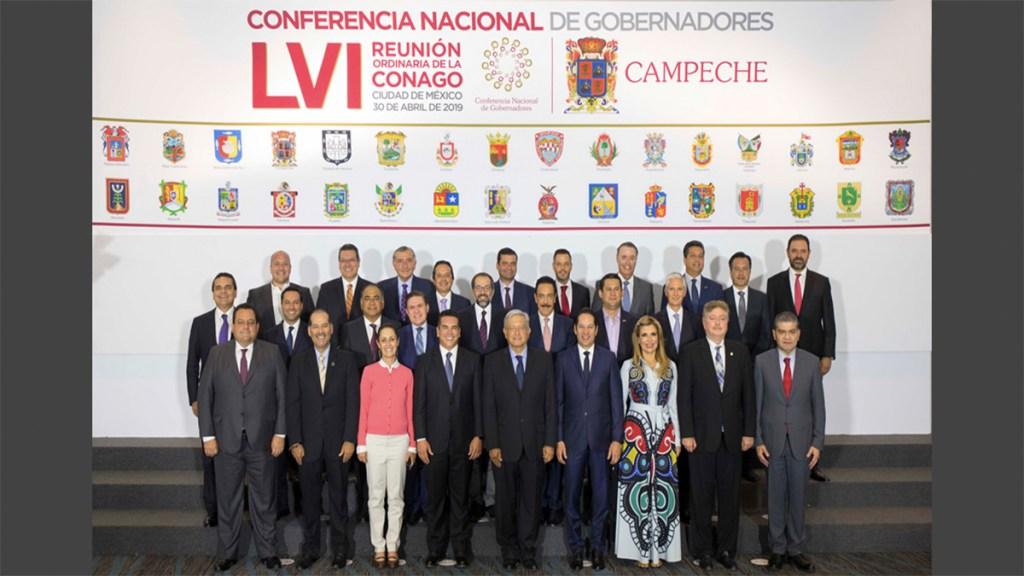 Conago respalda al presidente López Obrador ante ataques de Trump - conago respaldo lópez obrador trump