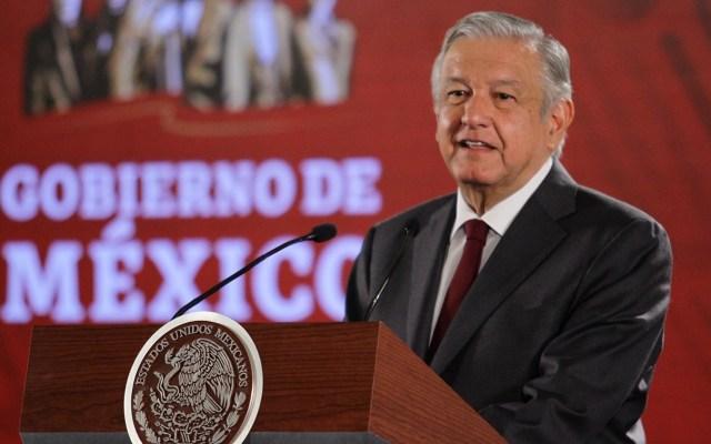 Josefa González cometió un error como todos: AMLO - Conferencia AMLO 27 de mayo. Foto de Noimex