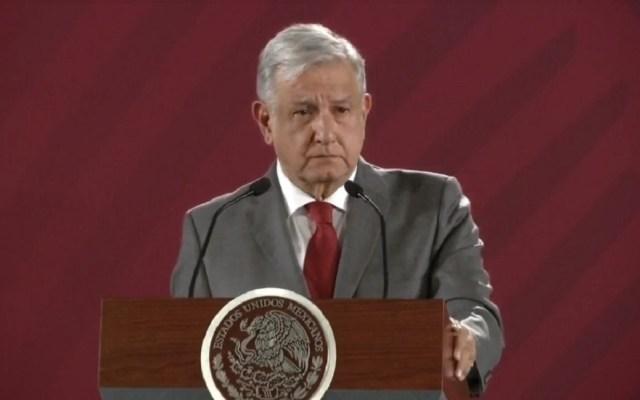 Vamos a enfrentar a Trump con diálogo y prudencia: López Obrador - Conferencia AMLO 31 de mayo. Captura de pantalla