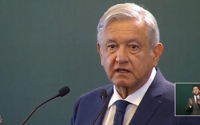 AMLO refrenda optimismo de cancelar la Reforma Educativa de EPN - Conferencia AMLO 8 de mayo en Hidalgo. Captura de pantalla