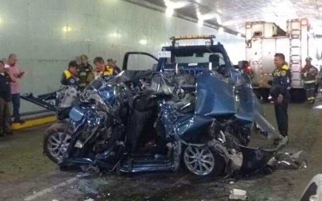 Disminuyó en 2018 el número de muertos en accidentes de tránsito - Foto de @SUUMA_CDMX