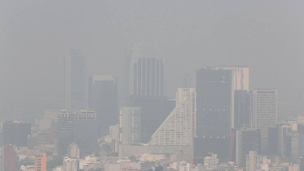 Continúa la contingencia ambiental atmosférica en el Valle de México - contingencia