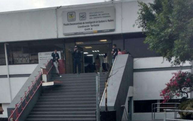 Muere sujeto en galeras de la Coordinación Territorial 4 de la GAM - Foto de Google Maps
