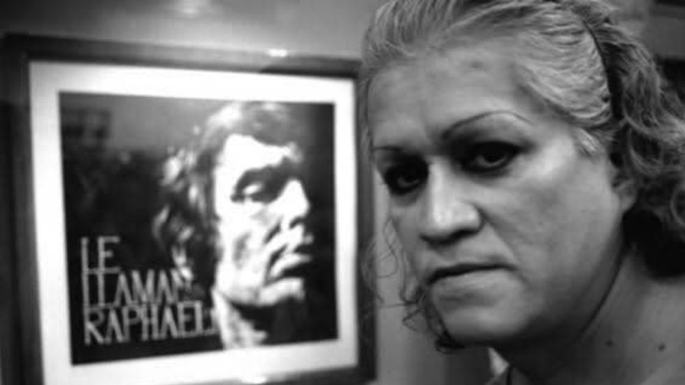 Muere a los 57 años la actriz Coral Bonelli - Coral Bonelli. Foto difundida por Roberto Fiesco en Facebook