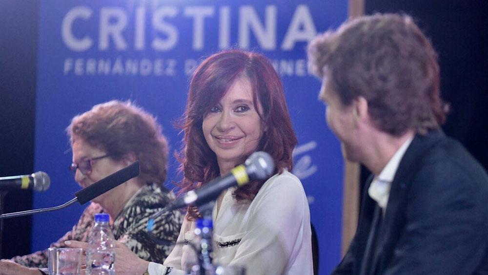 Kirchner se postula como candidata a vicepresidenta de Argentina - Cristina Kirchner