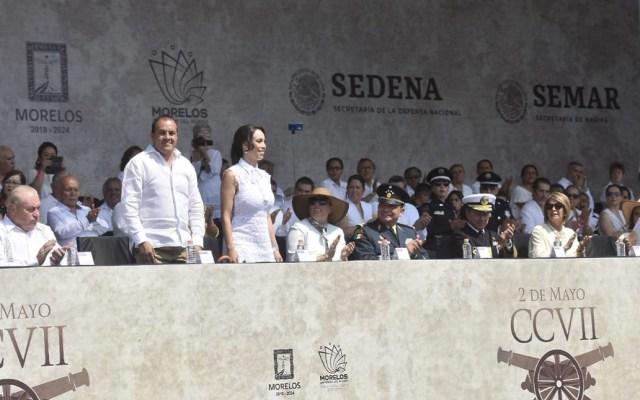 Cuauhtémoc Blanco llama a 'romper el cerco' de la corrupción - Cuauhtémoc Blanco. Foto de @cuauhtemocb10
