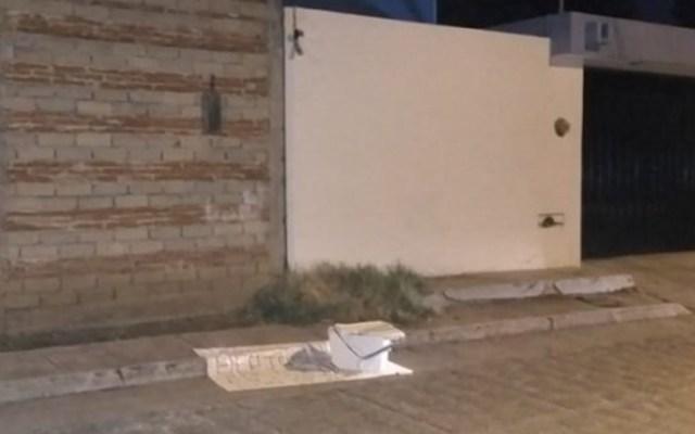 Descubren cuerpo decapitado en Oaxaca - investigan decapitado en oaxaca