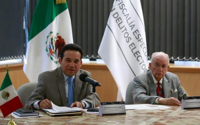 Detienen a hombre con miles de boletas electorales en Puebla - boletas electorales