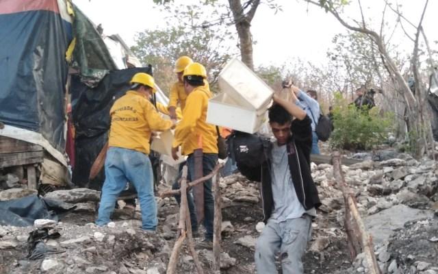 Desalojan a 150 personas del Cañón del Sumidero en Chiapas - desalojo chiapas