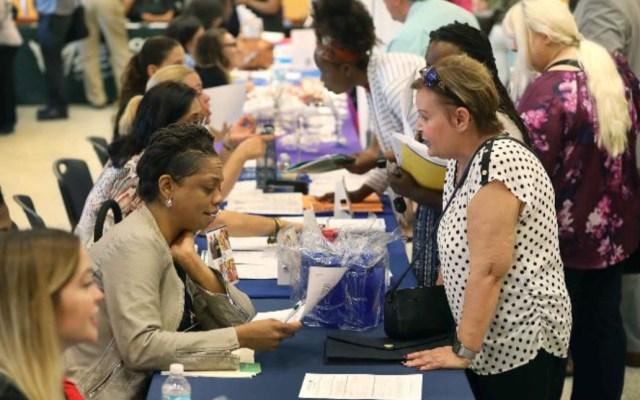 Desempleo en EE.UU. se mantiene en 3.6 por ciento en mayo - desempleo estados unidos