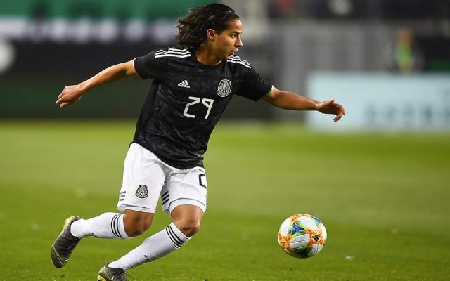 FIFA incluye a Diego Lainez entre posibles estrellas de Polonia 2019 - Laines entre las estrellas a destacar en polonia 2019