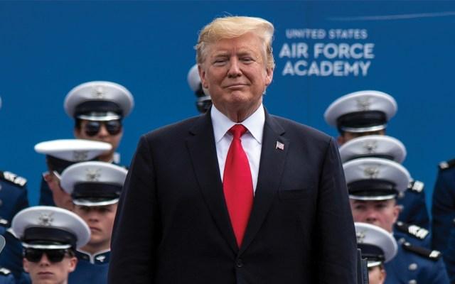 """Trump presume """"gran victoria"""" sobre los demócratas por muro - donald trump"""